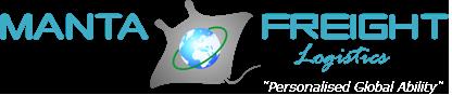 Manta Freight Logistics Logo